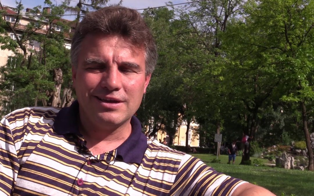 Упадъкът на ЕС – с професор Иво Христов