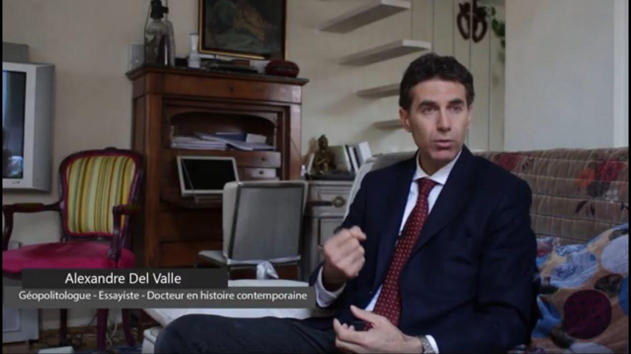 Alexandre Del Valle – Pays amis et ennemis