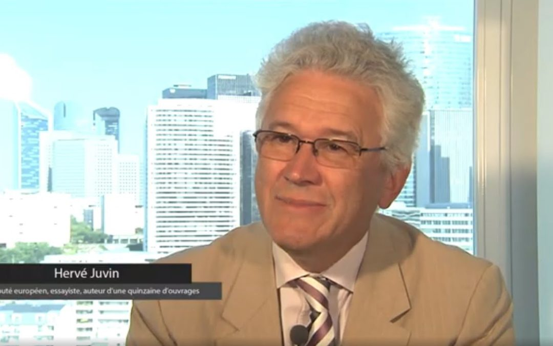 Hervé Juvin – Le multiculturalisme en France