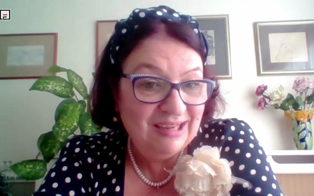 Интервю със Снежина Мечева по случай 24 май