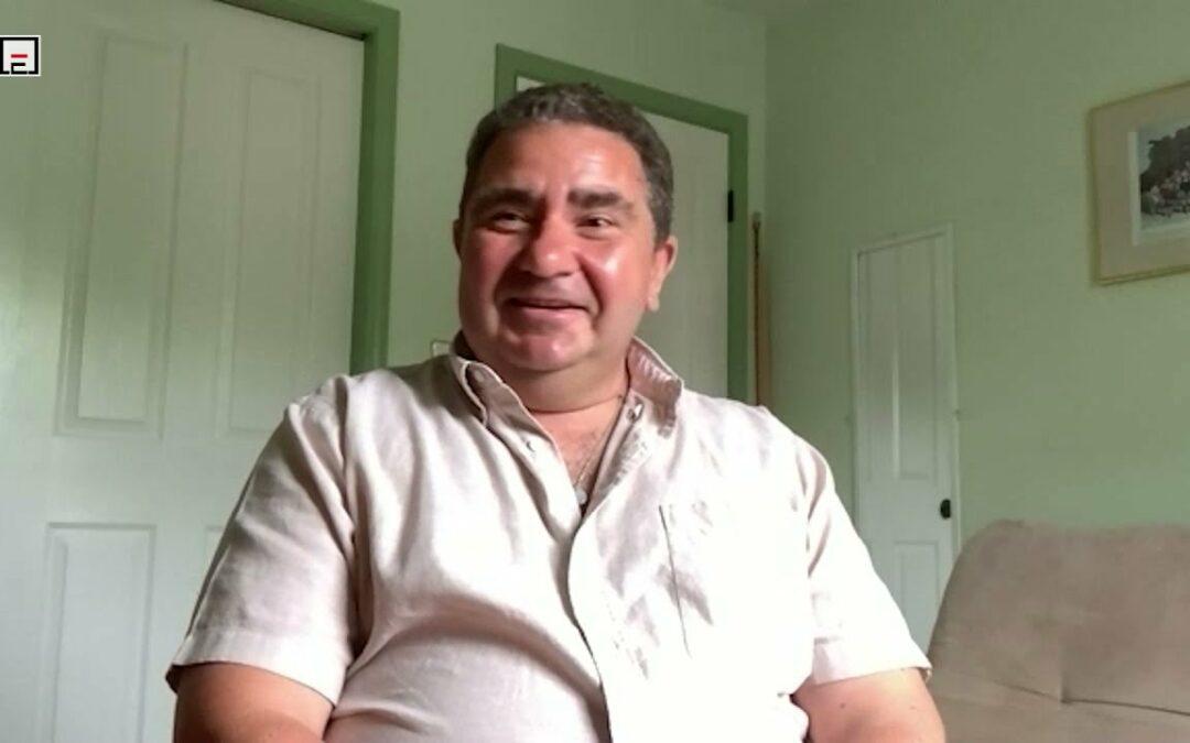 Интервю с д-р Виктор Хинов