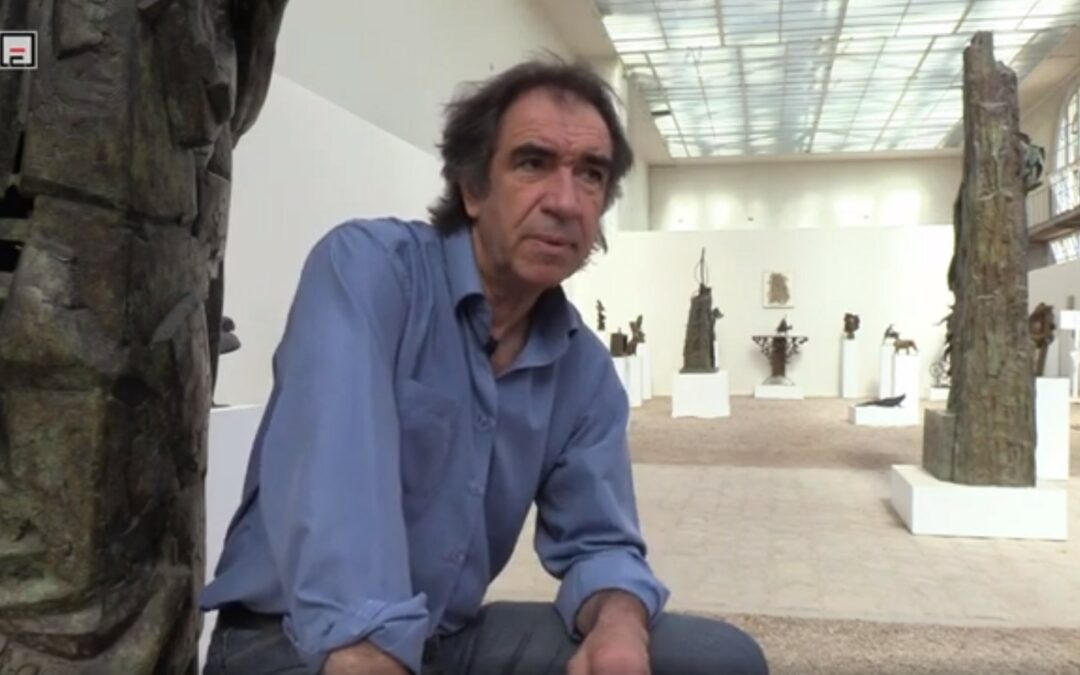 Интервю със скулптора Живко