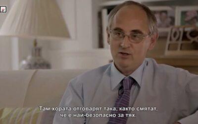 Интервю с Едуард Лукас – английски журналист и писател