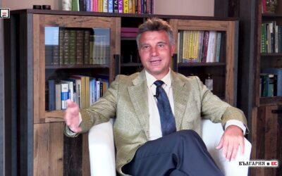 Интервю с професор Иво Христов – за обществено-политическия живот в България днес
