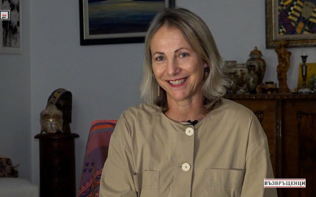 Интервю със Събка Дякова – Чехович, психолог, писател