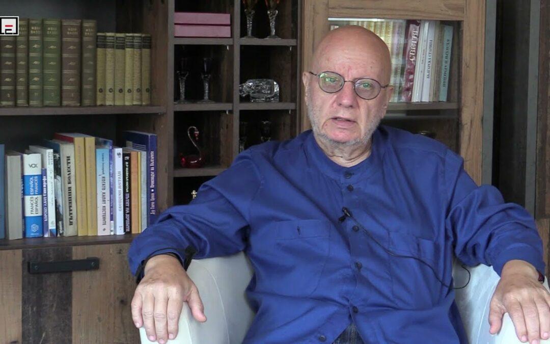 Интервю с Румен Леонидов – поет, преводач, журналист, издател и общественик