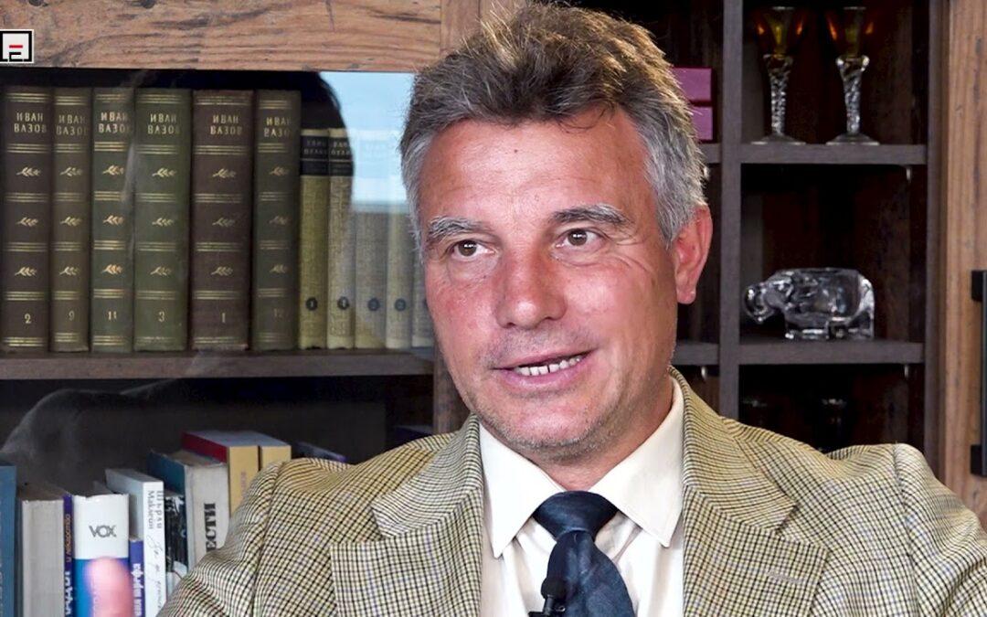 Интервю с професор Иво Христов за това, което се случи в Афганистан